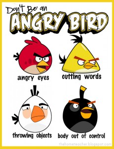 angrybirdposter